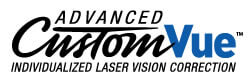 Advanced CustomVue Individualized Laser Vision Correction Logo