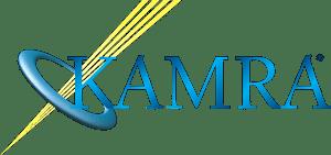 KAMRA inlay lens logo